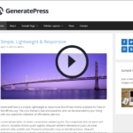 generate-press-theme