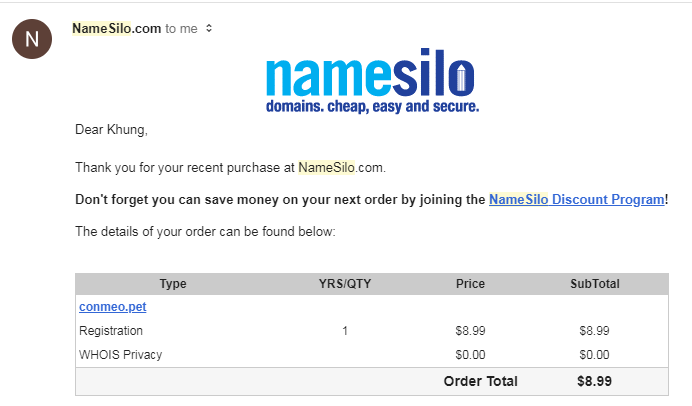 name-silo-receipt
