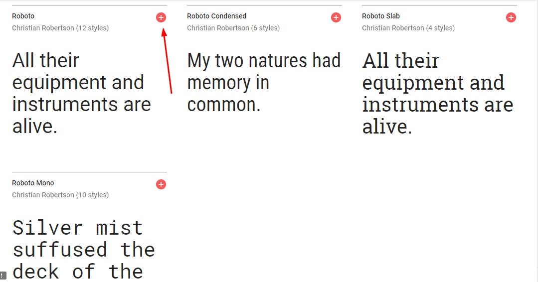 Cách cài Font chữ Roboto cho WordPress