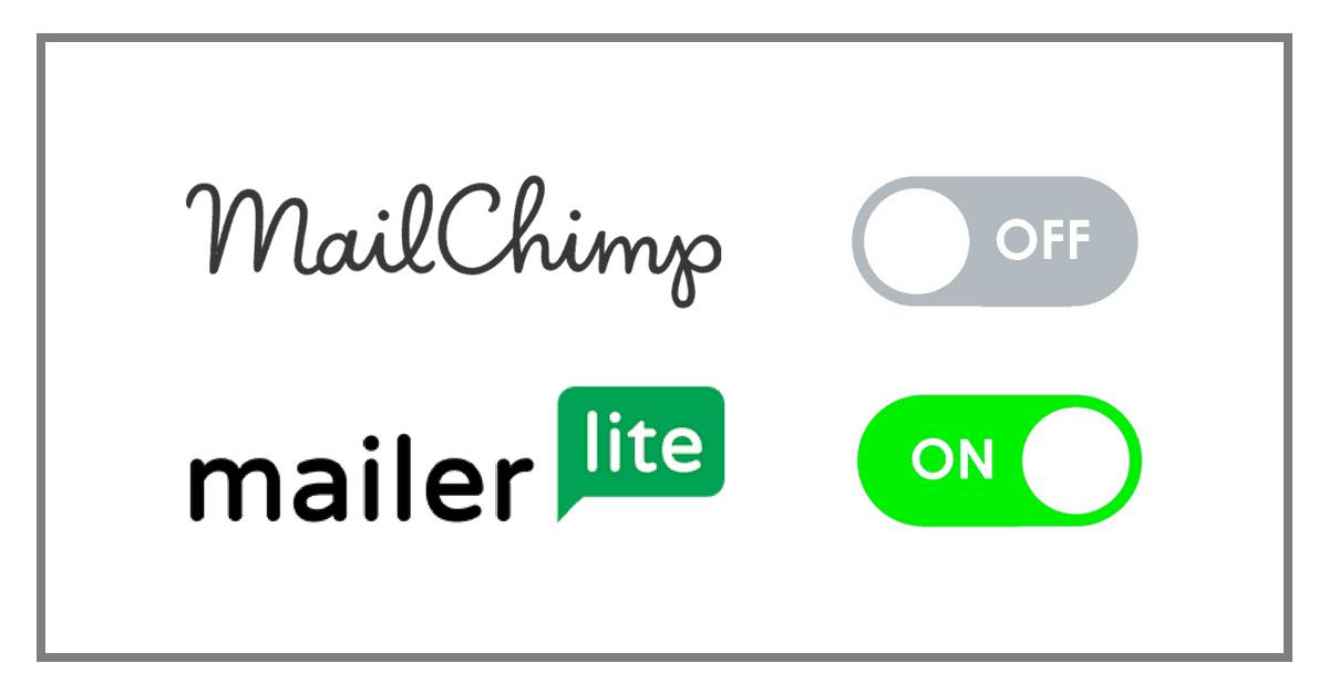 Mailchimp-vs-Mailerlite